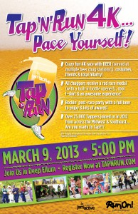 2013 Tap N Run Poster-DALLAS-01