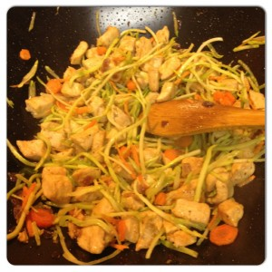 Chicken lo-mein(2)