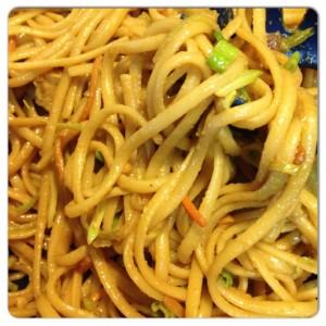 Chicken lo-mein(3)