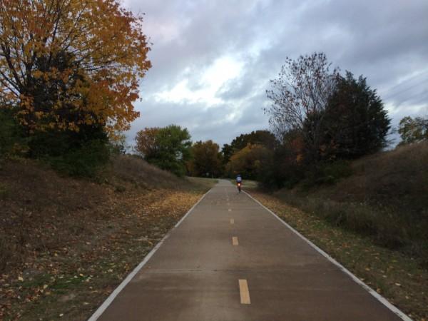 20miles path