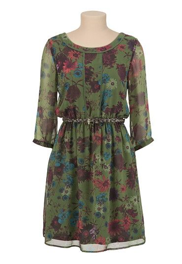 new floral dress