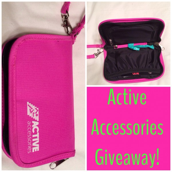 active accessories giveaway
