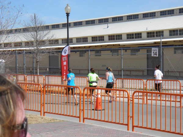 cowtown finish 2