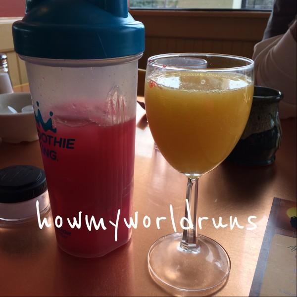 DRC breakfast