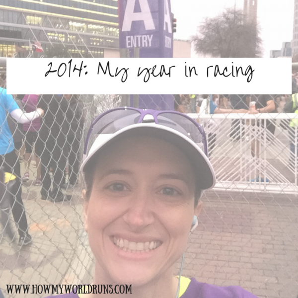 2014- My year in racing