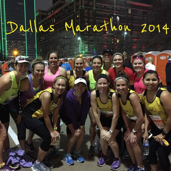 Dallas marathon group