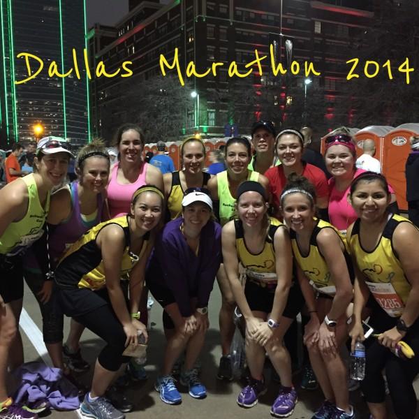Dallas marathon group