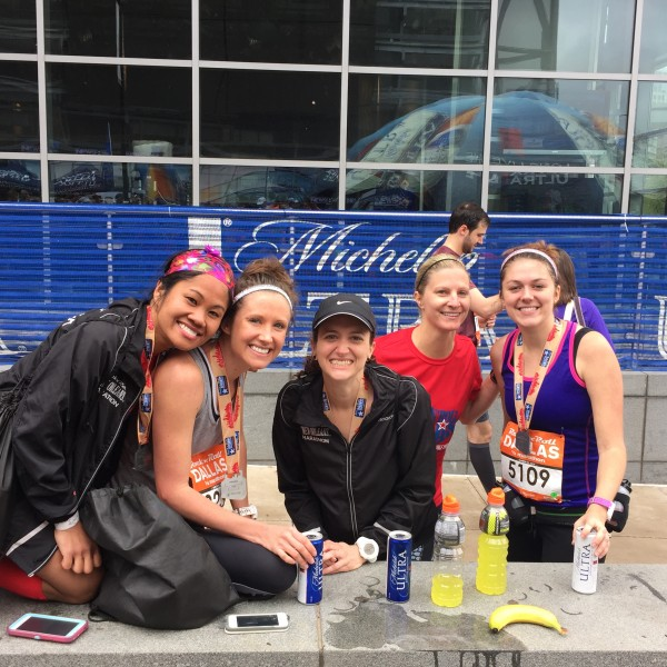 rnr finish line party
