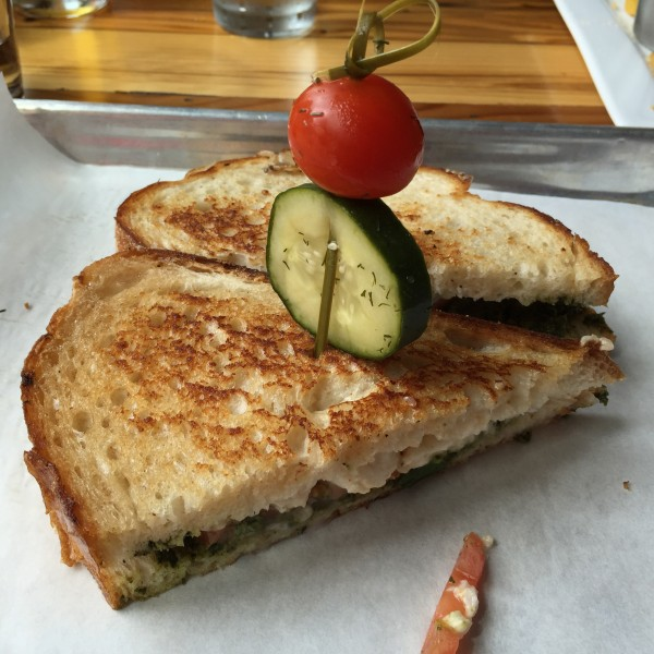 rnr dallas lunch grilled cheese