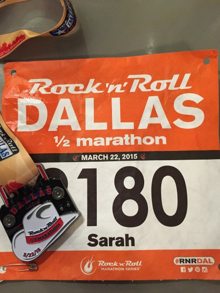 rnr dallas medal