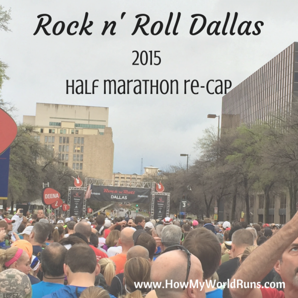 Rock n' Roll DallasHalf Marathon2015